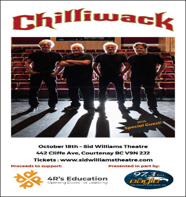 Chilliwack Live in Concert