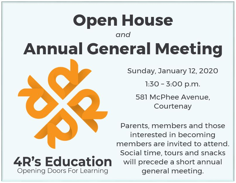 Open House & Annual General Meeting